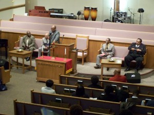 Deacon's Wives and Deaconess Day 2017